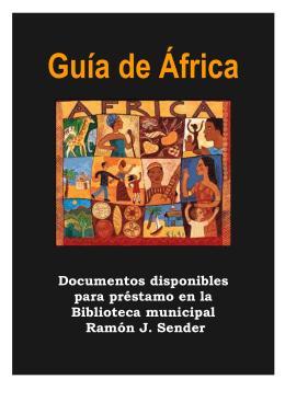 Descubriendo África desde la biblioteca