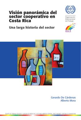 Visión panorámica del sector cooperativo en Costa Rica. Una larga