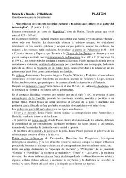 PLATÓN - IES Francisco de los Ríos