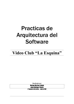 Un ejemplo de resolución - Departamento de Informática y Sistemas