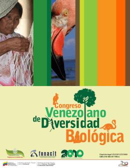 Libro de Resúmenes del I Congreso Venezolano de Diversidad