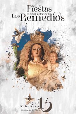 Programa Fiestas en Honor a Ntra. Sra. de Los Remedios