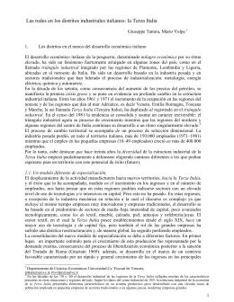 la Terza Italia - Laboratorio de Investigación sobre Tecnología
