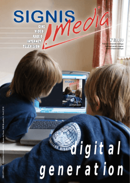 SIGNIS Media 1/2010: La(s)