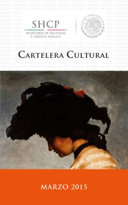 Cartelera Cultural - Instituto Mexicano de la Juventud