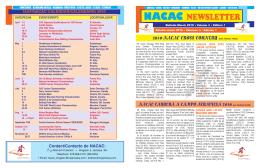 NACAC NEWSLETTER