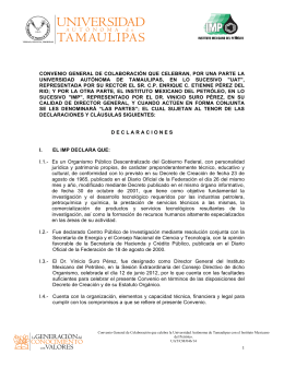 UAT IMP - Universidad Autónoma de Tamaulipas