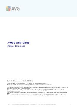 AVG 9 Anti