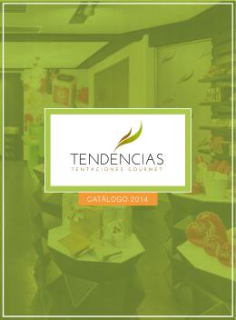 Descargar Catálogo - Tendencias Tentaciones Gourmet