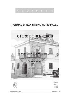 OTERO DE HERREROS
