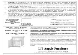 F–x4 - Li`l Angels Furniture