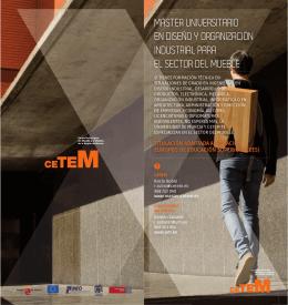 máster universitario en diseño y organización