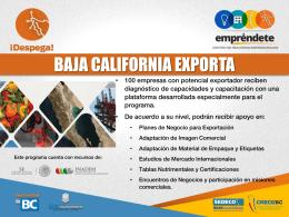 BAJA CALIFORNIA EXPORTA