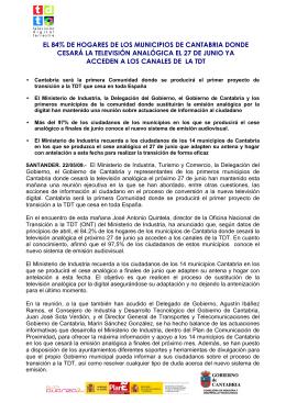 NP RP Jornada Alcaldes TDT Cantabria