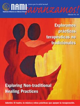 Exploramos prácticas terapéuticas no tradicionales Exploring Non