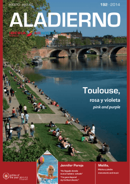 Toulouse, - Air Nostrum