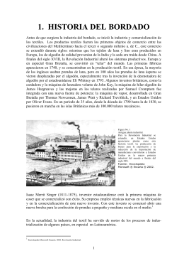 1. HISTORIA DEL BORDADO - UNIS