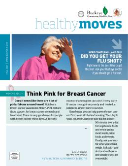 healthymoves - Buckeye Health Plan