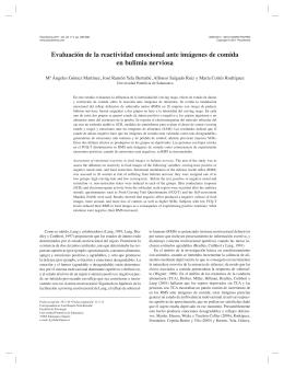 View PDF - Psicothema