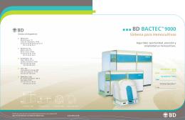 BD BACTEC™ 9000