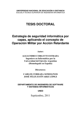 TESIS DOCTORAL - e-Spacio