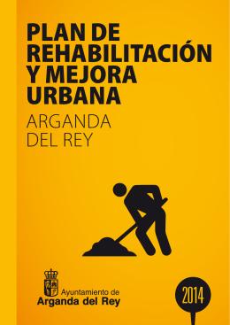 Plan de Rehabilitación y Mejora Urbana