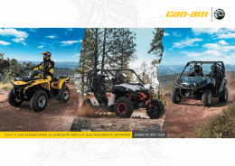Descargar - Can-Am Off-Road, Can-Am Spyder & Sea