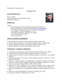 Elías Rigoberto Ledesma Orozco