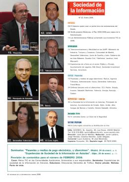 """Seminarios: """"Pasarelas y medios de pago electrónico, y cibercrimen"""