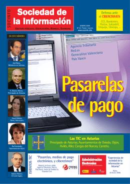 portada - Sociedad de la Información. SOCINFO