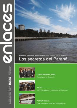 Los secretos del Paraná Los secretos del Paraná