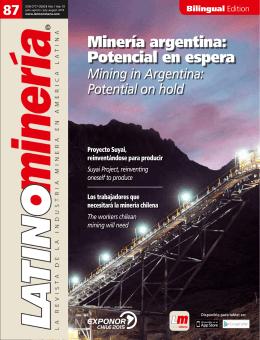 Versión PDF - Latinominería