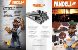 Productos para la Industria Metal - Mecánica: