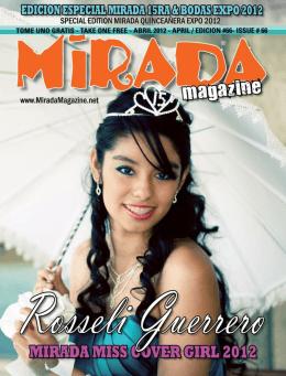 Quinceañeras - Mirada Magazine