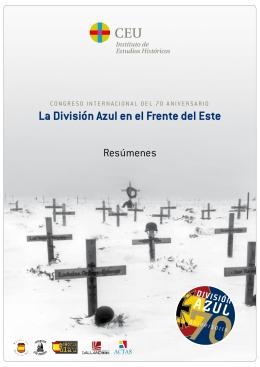 La DIVISIÓN AZUL en el FRENTE del ESTE ~ CONGRESO