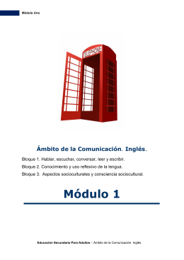 ingles_modulo_1 - CEPA La Manchuela
