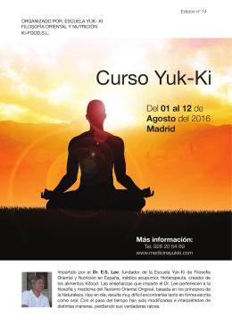 curso yuk ki2015 A4 PARA FOTOCOPIABYN .indd