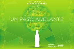 Corte Semestral 2015Un Paso Adelante - Coca