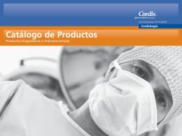 Catálogo General - Productos Diagnósticos e