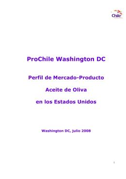 ProChile Washington DC