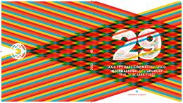 xxix festival cinematográfico internacional del uruguay