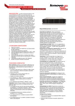 LENOVO® EMC® PX12-450R