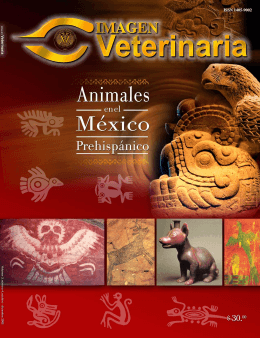 Los animales del México Prehispánico - FMVZ-UNAM