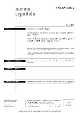 Recomendaciones funcionales específicas para el polietileno (MOP