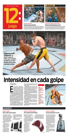 GADGETS - UFC.tv