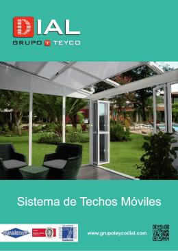 Sistema Techos Móviles