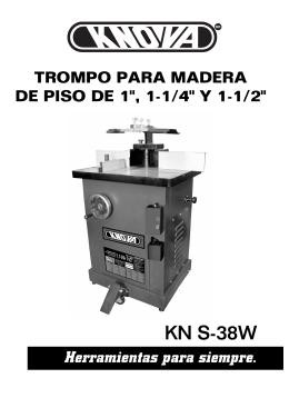 see manual