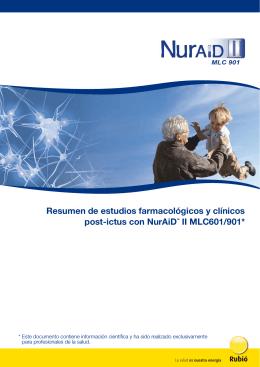 Literatura Médica - ¿Que es NurAiD™ II?