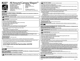 All Around Canopy Wagon™ 8227