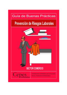Guía de buenas prácticas para el comercio